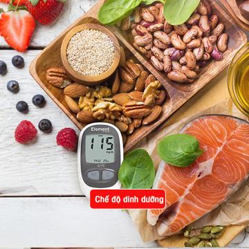 Chế độ dinh dưỡng giảm cân