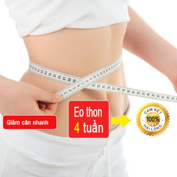 Gói giảm cân eo thon