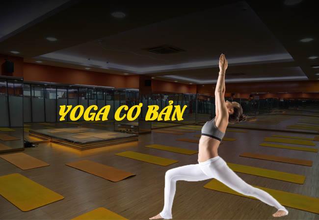 Tập  yoga cơ bản