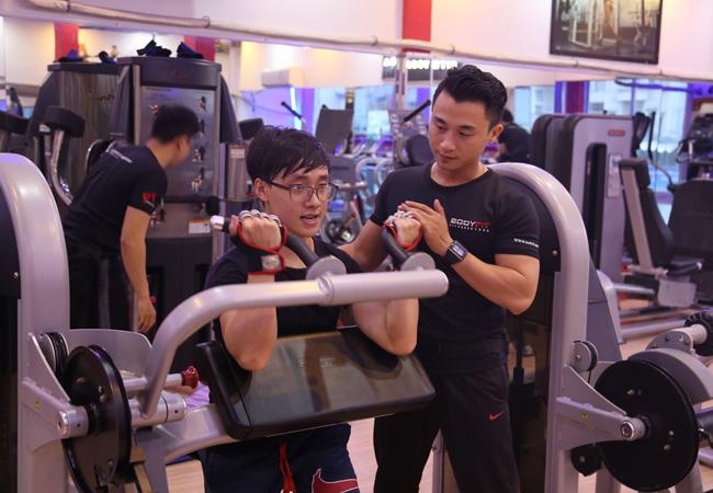 Chế độ ăn cho người tập gym Nam