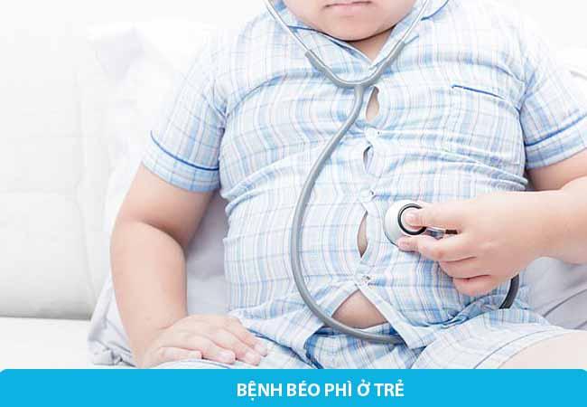 Gói tập giảm cân cho trẻ