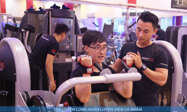 Lịch tập gym chuẩn