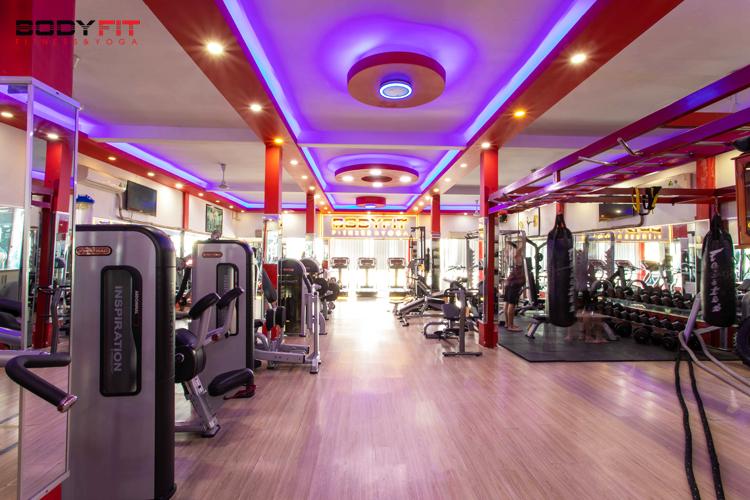 Phòng tập gym Phú Nhuận