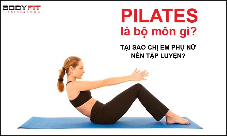 Bài tập thể dục theo phương pháp pilates